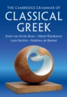 The Cambridge Grammar of Classical Greek - Book