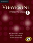 Viewpoint Level 1 Student's Book - Book