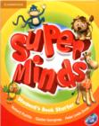 Super Minds Starter Student's Book with DVD-ROM - Book