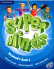 Super Minds Level 1 Student's Book with DVD-ROM - Book