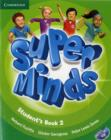 Super Minds Level 2 Student's Book with DVD-ROM - Book