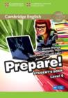Cambridge English Prepare! : Cambridge English Prepare! Level 6 Student's Book - Book