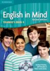 English in Mind Level 4 Student's Book with DVD-ROM - Book