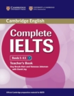 Complete IELTS Bands 5-6.5 Teacher's Book - Book