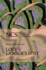 Love's Labour's Lost - Book