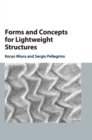 Forms and Concepts for Lightweight Structures - Book