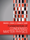 Fundamentals of Condensed Matter Physics - Book