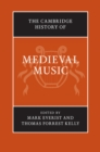 The Cambridge History of Medieval Music 2 Volume Hardback Set - Book