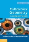Multiple View Geometry in Computer Vision - Book