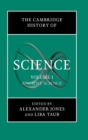 The Cambridge History of Science: Volume 1, Ancient Science - Book
