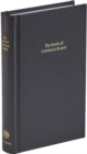 Book of Common Prayer, Standard Edition, Black, CP220 Black Imitation Leather Hardback 601B - Book