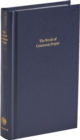 Book of Common Prayer, Standard Edition, Blue, CP220 Dark Blue Imitation Leather Hardback 601B - Book