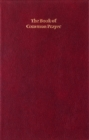 Book of Common Prayer, Enlarged Edition, Burgundy, CP420 701B Burgundy - Book