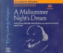 A Midsummer Night's Dream 3 Audio CD Set - Book