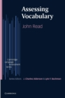 Cambridge Language Assessment : Assessing Vocabulary - Book