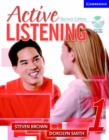 Active Listening 1 Student's Book with Self-study Audio CD - Book