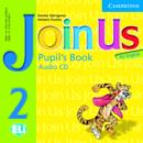 Join Us for English 2 Pupil's Book Audio CD - Book