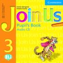 Join Us for English 3 Pupil's Book Audio CD - Book