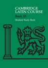 Cambridge Latin Course 3 Student Study Book - Book
