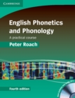 English Phonetics and Phonology Paperback with Audio CDs (2) : A Practical Course - Book