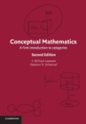 Conceptual Mathematics : A First Introduction to Categories - Book