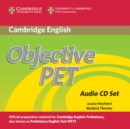 Objective PET Audio CDs (3) - Book