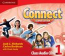 Connect Level 1 Class Audio CDs (2) - Book