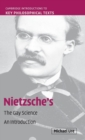 Nietzsche's The Gay Science : An Introduction - Book