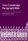 New Cambridge Paragraph Bible with Apocrypha, KJ590:TA : Personal size - Book