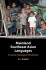Mainland Southeast Asian Languages : A Concise Typological Introduction - Book