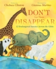 Don't Let Them Disappear - Book