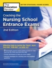 Cracking the Nursing School Entrance Exams - Book