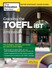 Cracking the TOEFL iBT with Audio CD, 2019 Edition - Book