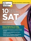 10 Practice Tests for the SAT, 2020 Edition - Book