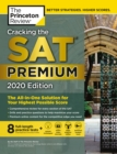 Cracking the SAT Premium Edition with 8 Practice Tests, 2020 - Book