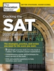 Cracking the SAT with 5 Practice Tests, 2020 Edition - Book