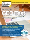 Cracking the GED Test with 2 Practice Tests : 2020 Edition - Book
