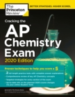 Cracking the AP Chemistry Exam, 2020 Edition - Book