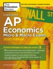Cracking the AP Economics Macro and Micro Exams, 2020 Edition - Book