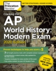 Cracking the AP World History: Modern Exam, 2020 Edition - Book