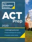 Cracking the ACT with 6 Practice Tests : 2020 Edition - Book