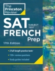 Cracking the SAT Subject Test in French - Book