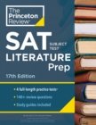 Cracking the SAT Subject Test in Literature - Book