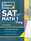 Cracking the SAT Subject Test in Math 1 - Book