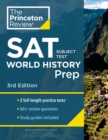 Cracking the SAT Subject Test in World History - Book