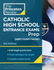 Princeton Review Catholic High School Entrance Exams (COOP/HSPT/TACHS) Prep - Book