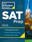 Princeton Review SAT Prep, 2022 : 6 Practice Tests + Review & Techniques + Online Tools - Book