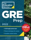 Princeton Review GRE Prep, 2022 : 5 Practice Tests + Review & Techniques + Online Features - Book