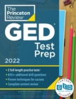 Princeton Review GED Test Prep, 2022 : Practice Tests + Review and Techniques + Online Features - Book