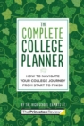 The Complete College Planner - Book
